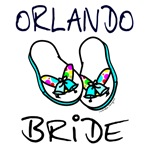 Orlando Bride T-shirts, Tees, Gifts