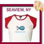 Seaview, NY T-shirts, tees, tshirts