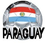 Paraguay Soccer T-shirts, Swag, Soccer Team Gear