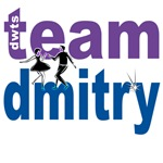 Team Dmitry DWTS T-shirts and Swag