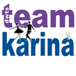 DWTS Team Karina T-shirts and Products