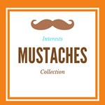Mustache Jewelry, Flip Flops, Bedding, Decor