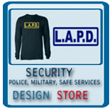 SECURITY: POLICE, MILITARY,SAFE SERVICES