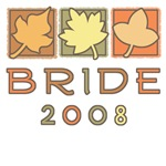 Fall Bride 2008 T-Shirts & Gifts