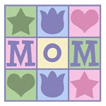 Fun Mom Quilt Squares Mother's Day Gifts