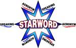 STARWORD logo bags
