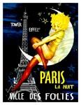 Paris Ville de Follies