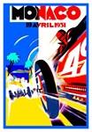 Monaco Grand Prix Auto Racing