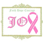 OYOOS Faith Hope Courage support design