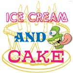 OYOOS Ice Cream & Cake design
