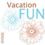 OYOOS Vacation Fun design