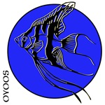 OYOOS Blue Fish design