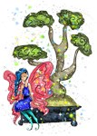 Busana the Bonsai Fairy