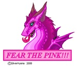 Fear the Pink!!! *Dragon*
