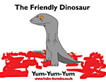 Friendly Dinosaur