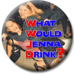 WWJD: What Would Jenna Drink?