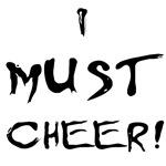 I Must Cheer!
