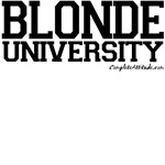 Blonde University