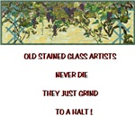 Stained Glass Artist-GrapeArbor