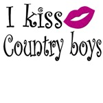 I Kiss Country Boys