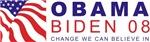 Obama-Biden - Change we can believe in
