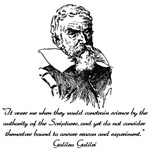 Galileo Quote Stuff