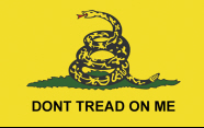 Gadsden Flag T-Shirts Collection