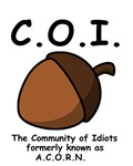 COI - Community of Idiots formerly ACORN