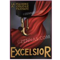 Rachels Excelsior Poster from Friends