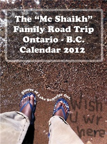 Family Road Trip Accross Canada