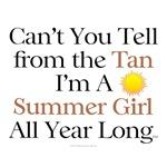 Summer Girl Tan