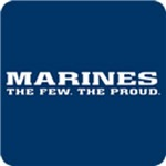 Marines The Few The Proud T-shirts