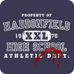 Property of Haddonfield High School T-Shirt