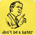 Bush - Don't be a hater