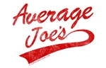 AVERAGE JOES WITH 16 ON THE BACK T SHIRT