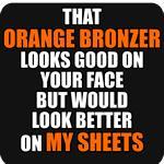 Orange Bronzer T-Shirt