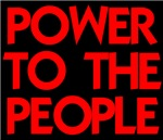 POWER TO THE PEOPLE; NOT GOLDMAN SACHS