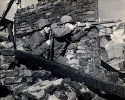 WWII Dutch Snipers in Germany