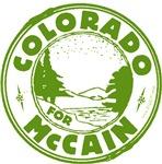 Colorado for McCain (Green)
