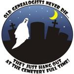 Genealogists Never Die (Alt)
