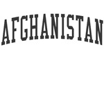 Afghanistan T-shirts & Gifts, Afghani T-shirt