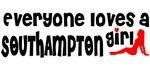 Everyone loves a Southampton girl