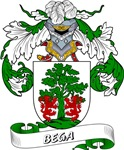 Bega Coat of Arms, Family Crest