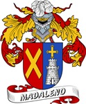 Madaleno Coat of Arms, Family Crest