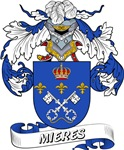 Mieres Coat of Arms, Family Crest