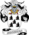 Mosquera Coat of Arms, Family Crest