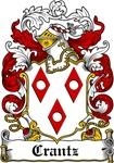 Crantz Coat of Arms, Family Crest