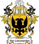 Van Leeuwarden Coat of Arms