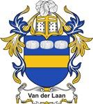 Van der Laan Coat of Arms