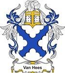 Van Hees Coat of Arms